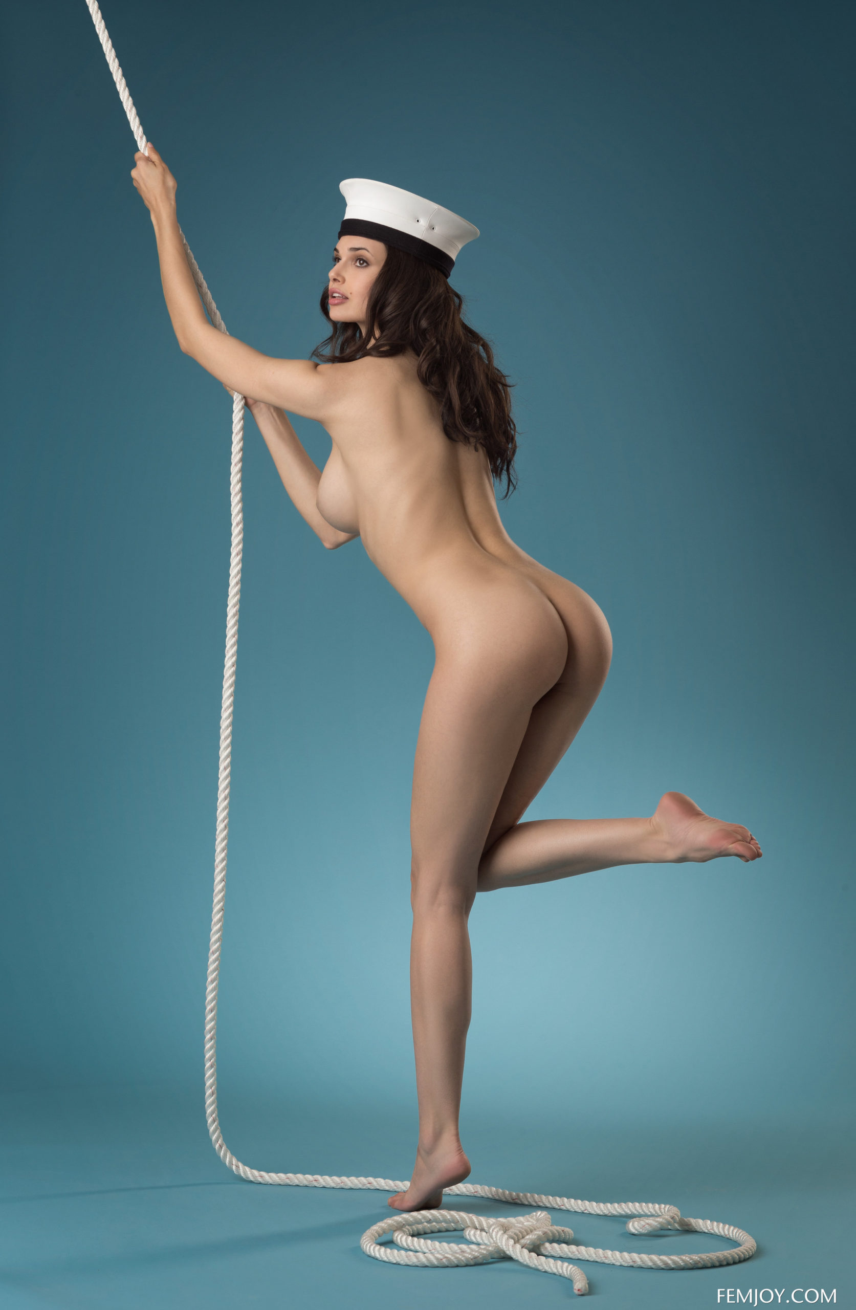 Zoi Gorman by Stefan Soell 'Throw Me A Rope' I (NSFW)