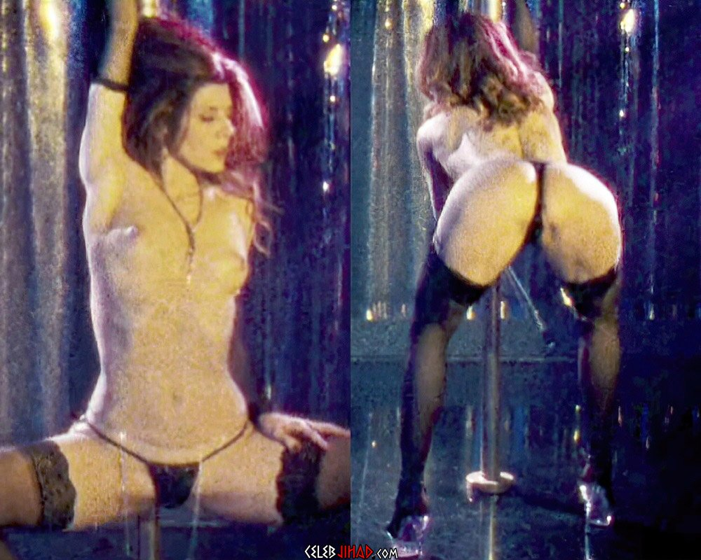 """Marisa Tomei Nude Scenes From """"The Wrestler"""" Color-Corrected And Enhanced"""