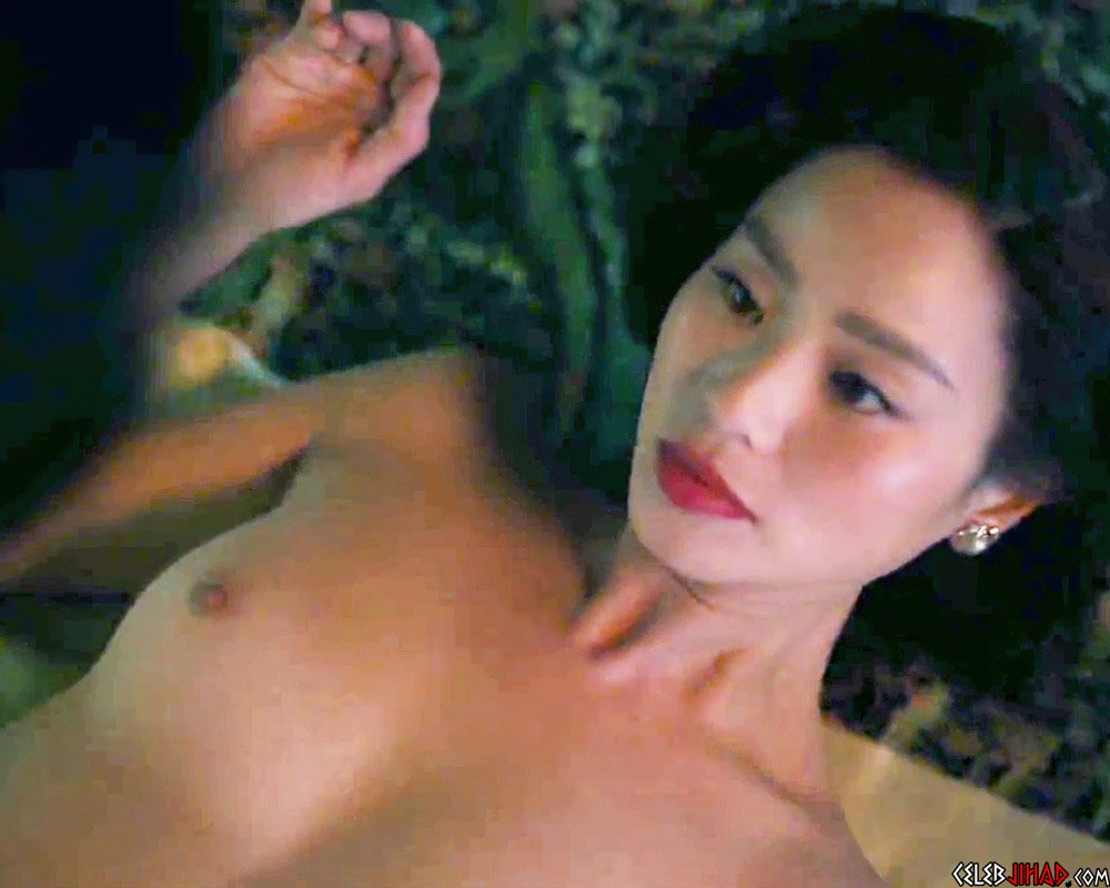 """Jamie Chung Nude Debut In """"Lovecraft Country"""""""