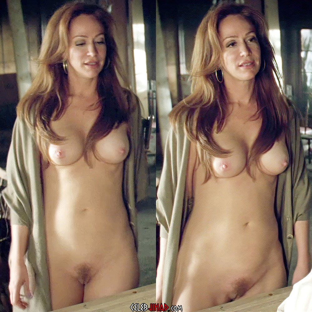 "Rebecca Creskoff Full Frontal Nude Scenes From ""Hung"" In 4K"